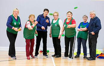 Older Adults Community Exercise Classes