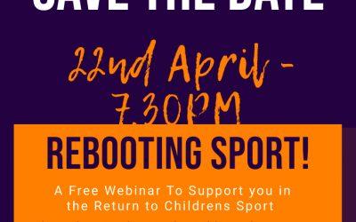 Rebooting Sport Webinar