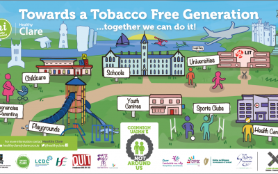 Not Around Us Campaign – Creating a Smoke and Vape Free environment for our children