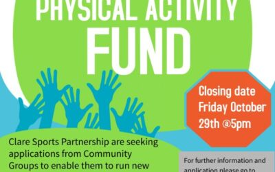 Community Physical Activity Fund
