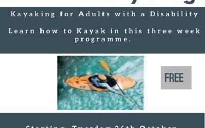 Inclusive Kayaking